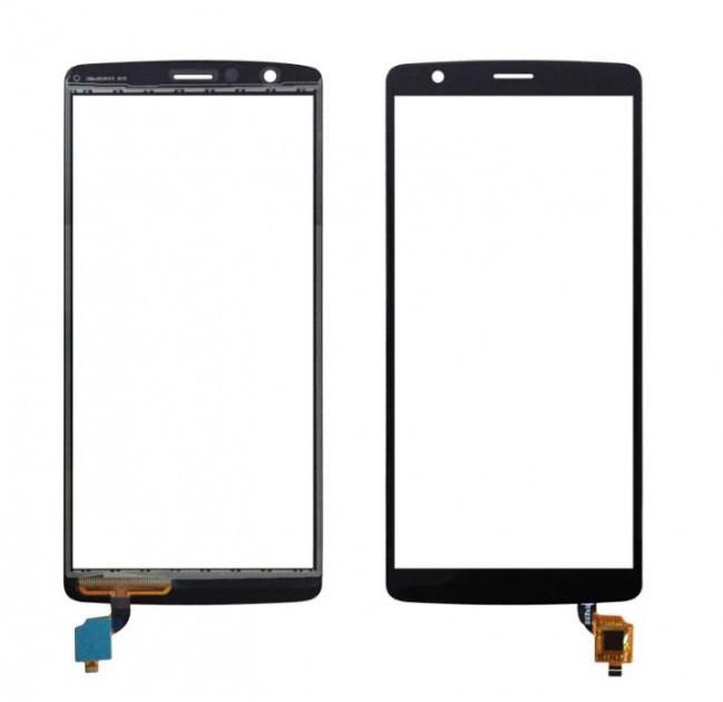 Сенсорний екран для смартфону Blackview A20, тачскрін чорний