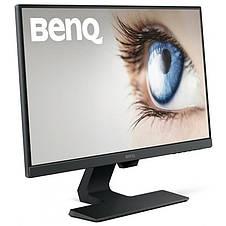 """Монитор BenQ 23.8"""" GW2480 IPS Black; 1920x1080, 5 мс, 250кд/м2, D-Sub, HDMI, Display Port, динамики 2х1 Вт, фото 2"""