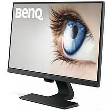 """Монитор BenQ 23.8"""" GW2480 IPS Black; 1920x1080, 5 мс, 250кд/м2, D-Sub, HDMI, Display Port, динамики 2х1 Вт, фото 3"""