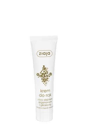 Крем для рук с аргановым маслом 100 мл, Argan, Ziaja