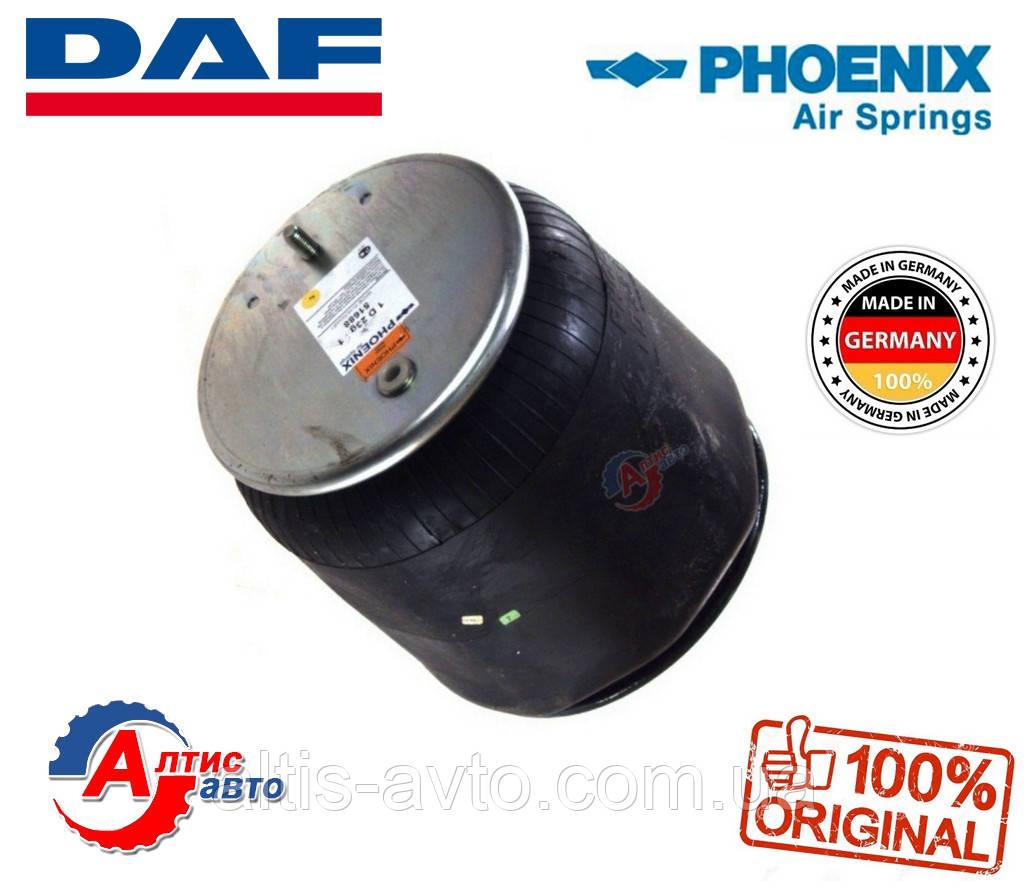 Задняя пневмо-подушка Daf 45 LF, LF45 грузовая пневмоподушка в сборе 1407329, 1R11825 1D23G-1