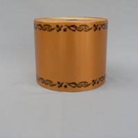 Колосок золото 10/100 лента декоративная