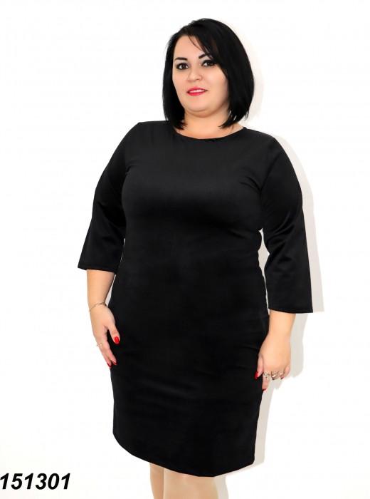 Платье вельветовое большого размера 52,54,56