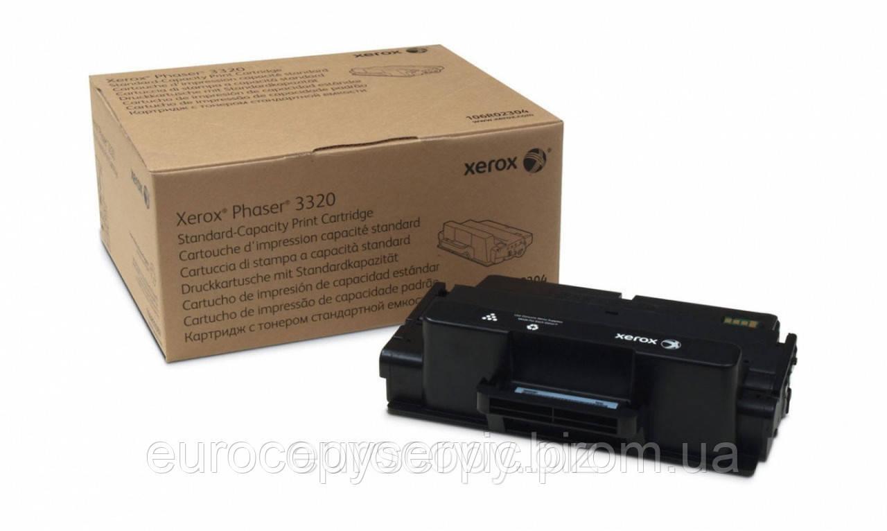 Тонер-картридж Xerox Phaser 3320/3320DNI ресурс 5 000 стор. (106R02304) Original