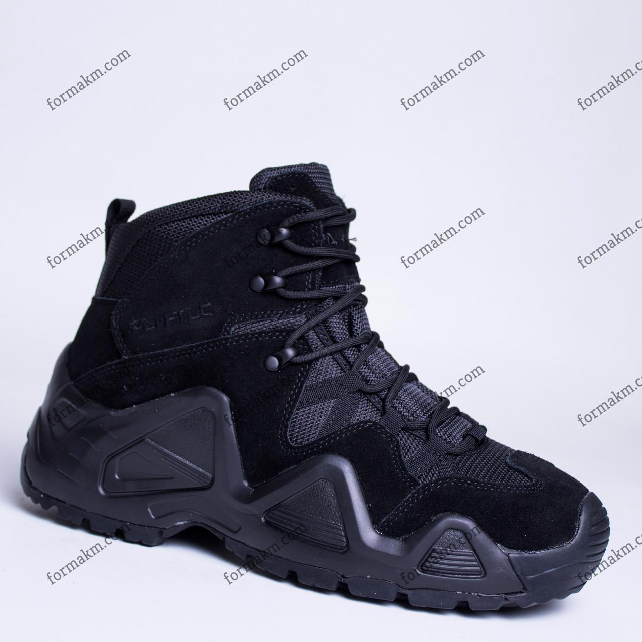 Тактические Ботинки, Полуботинки Зимние Pan-Tac Black