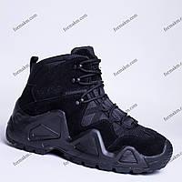 Тактические Ботинки, Полуботинки Зимние Pan-Tac Black, фото 1