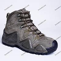 Тактические Ботинки, Полуботинки Зимние Pan-Tac Olive, фото 1
