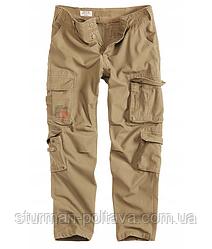 Брюки  мужские винтажные CASUAL  SURPLUS  AIRBORNE SLIMMY  Германия