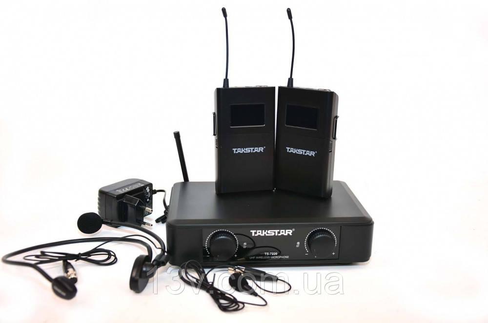 Беспроводная микрофонная система Takstar TS-7220PP