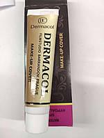 Тональный крем Dermacol - Дермакол,тон универсальный бежевый,крем дермакол оригинал