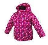 Комплект зимний для девочки Salve by Gusti SWG 4900  super fuchsia. Размеры 92 - 128., фото 2