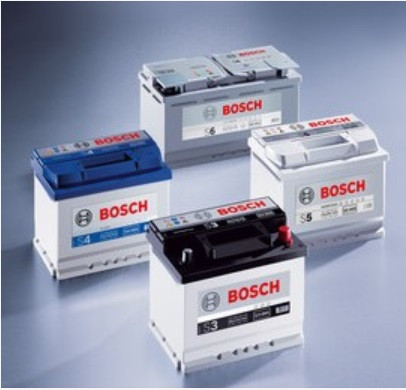 Широкий ряд авто Bosch S5 Silver Plus 6 СТ-110
