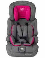 Автокресло KinderKraft Comfort Up 9-36 кг grey-pink