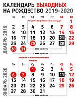 График работы и сроки отправки