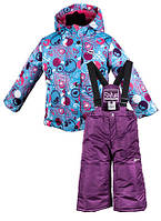 Комплект для девочки Salve by Gusti SWG 4855 dream blue. Размер 92, 122 и 128., фото 1