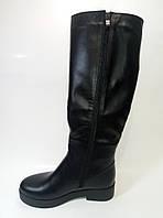 Женские кожаные зимние сапоги ТМ Lonza, фото 1