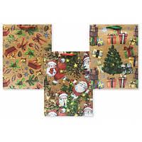 "Пакет ""Новогодний сувенир"" 44x31x17 см 291417"