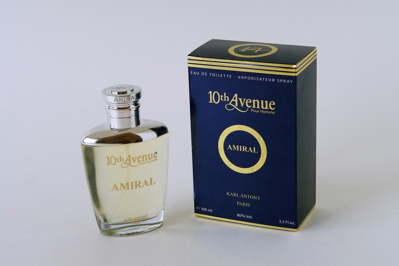 10 Avenue AMIRAL M edt 100 ml