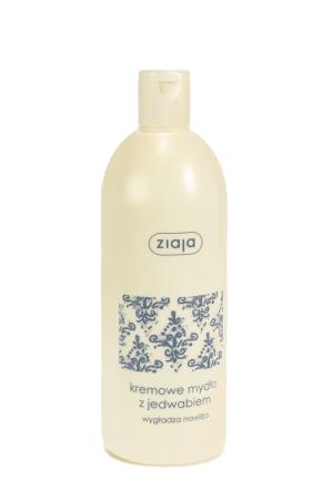 Крем-мыло с шелком 500 мл, Ziaja