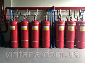 Модули газового пожаротушение FM-200