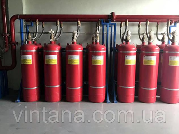 Модули газового пожаротушение FM-200, фото 2