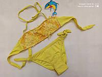 Купальник TERES для подростков Бамби 804 желтый (есть 8-10 лет/10-12 лет/12-14 лет/14-16 лет размеры)