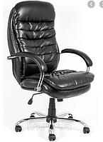 Кресло Валенсия В Хром М-2 Шк. черный (Ричман)