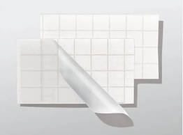 Монтажная плёнка с подложкой 25*30 см