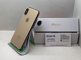 Телефон Apple iPhone XS 256gb Gold Neverlock 10/10