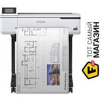 Плоттер стационарный SureColor SC-T3100 (C11CF11302A0) а1+ (61 x 86 см) для малого офиса - струйная печать (цветная)