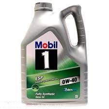 MOBIL 1 ESP 0W-40 4л Моторное масло, фото 2