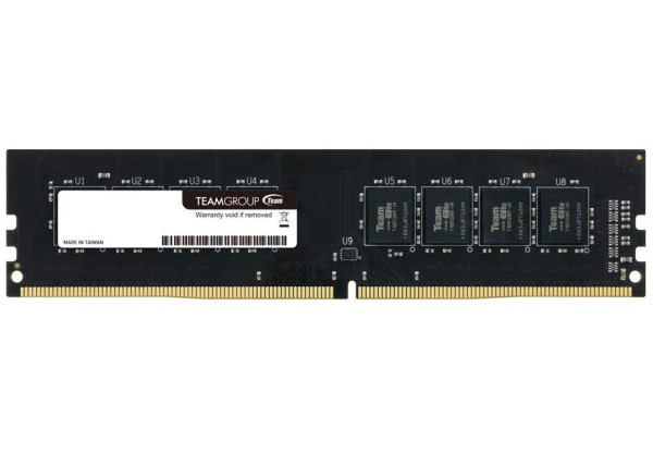 Модуль памяти DDR4 8GB 2666 Team Elite (TED48G2666C1901)