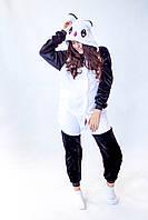 Кигуруми - Панда - Одежда для дома - Пижама женская, пижама теплая Premium Velsoft