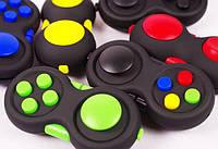 Игрушка Fidget Pad джойстик антистресс с кнопками Cube пульт брелок