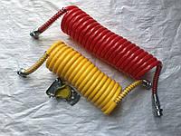Шланг витой (спираль) воздушный прицепа 2ПТС-4, 2ПТС-6