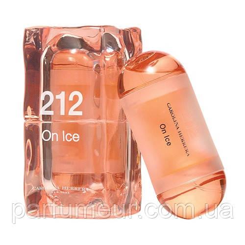 212 On Ice Carolina Herrera eau de toilette 60 ml