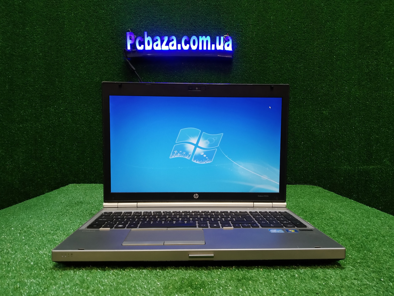 "15,6"" EliteBook 8560p  \ i5 2540m 2.6-3.3\ 8 ГБ \ 240 ГБ SSD Настроен!"