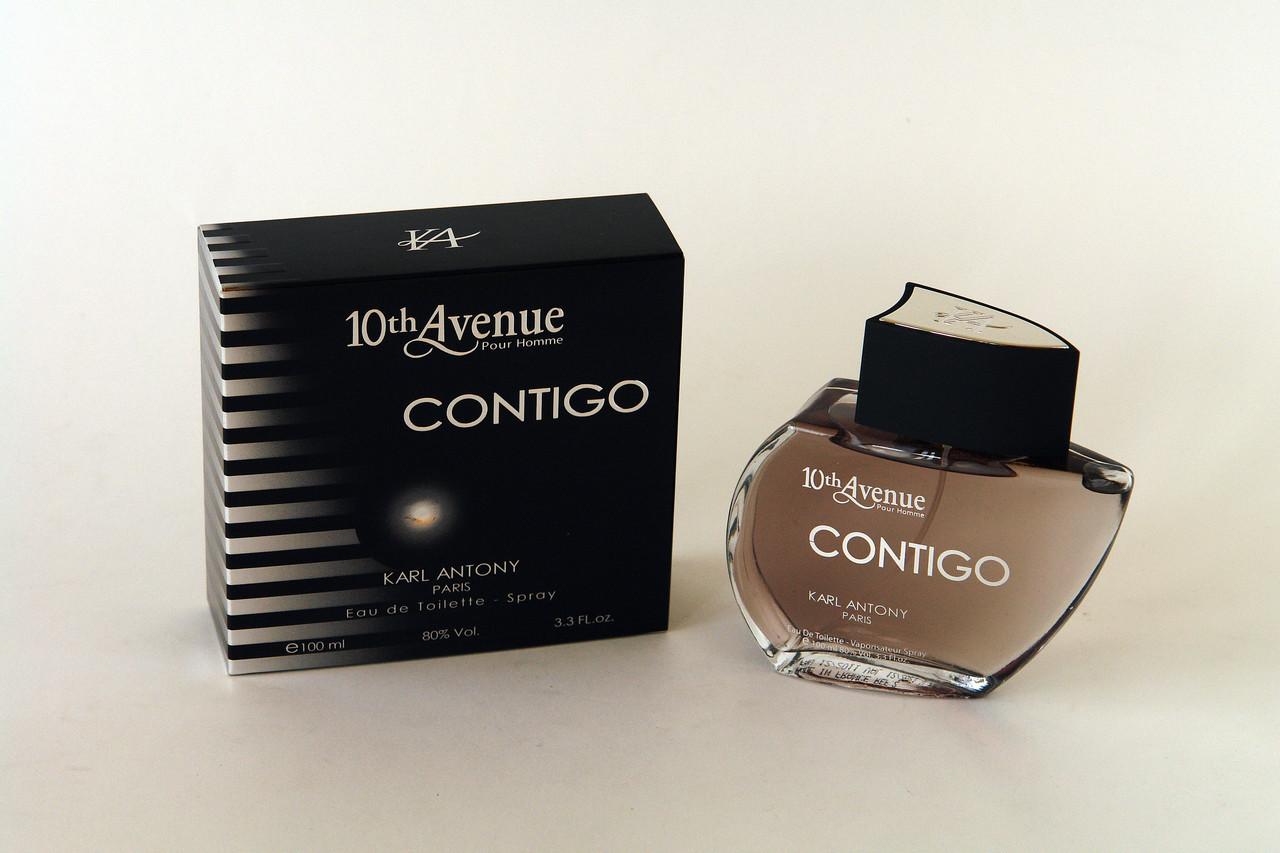 10 Avenue CONTIGO M edt 100 ml