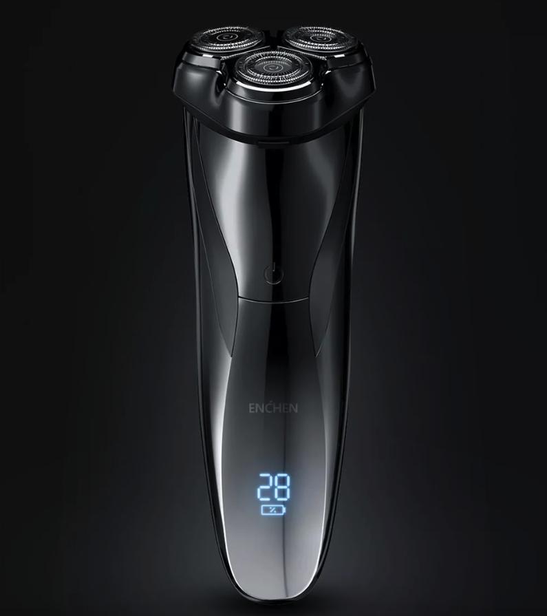 Електробритва Xiaomi Enchen Black Stone 3D Pro