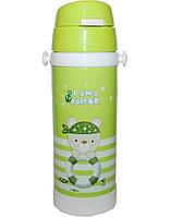 Термокружка-термос Edenberg EB-3524 green - 500 мл для детей
