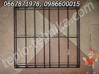 Решетка стальная газовой плиты Електа 46х46,5 см