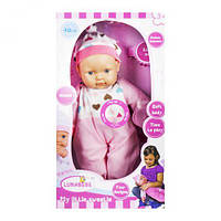 Кукла пупс в комбинезоне и шапочке (в сердечко) 1774431_HX382
