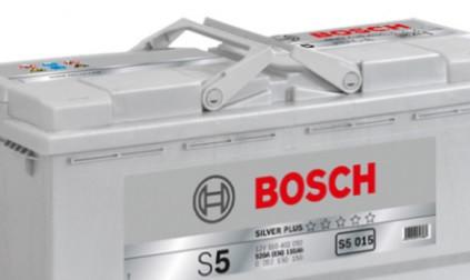 Оснащение аккумулятора Bosch S5 Silver Plus 6 СТ-110