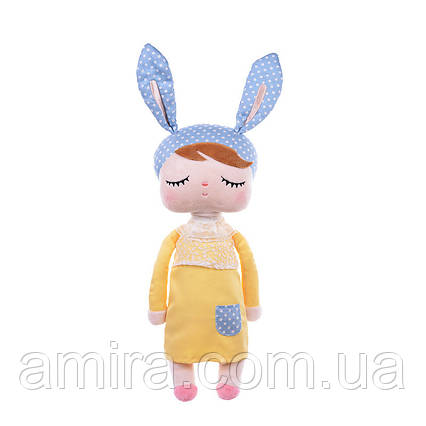 Мягкая кукла Angela Yellow, 34 см Metoys, фото 2