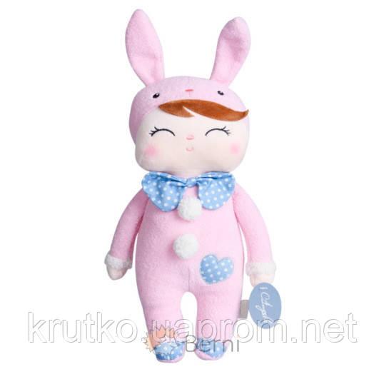 Мягкая кукла Angela Bunny, 30 см Metoys