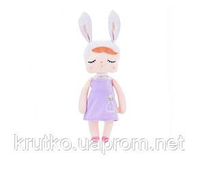 Мягкая кукла Angela Purple, 33 см Metoys, фото 2