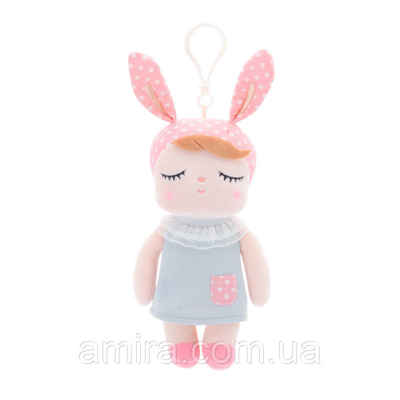 Мягкая кукла - подвеска Angela Gray, 18 см Metoys