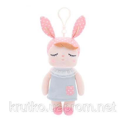 Мягкая кукла - подвеска Angela Gray, 18 см Metoys, фото 2
