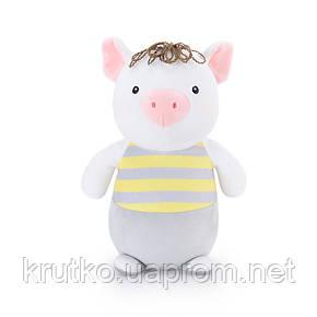 Мягкая игрушка Lili Pig Yellow, 25 см Metoys, фото 2