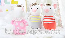 Мягкая игрушка Lili Pig Pink, 25 см Metoys, фото 3